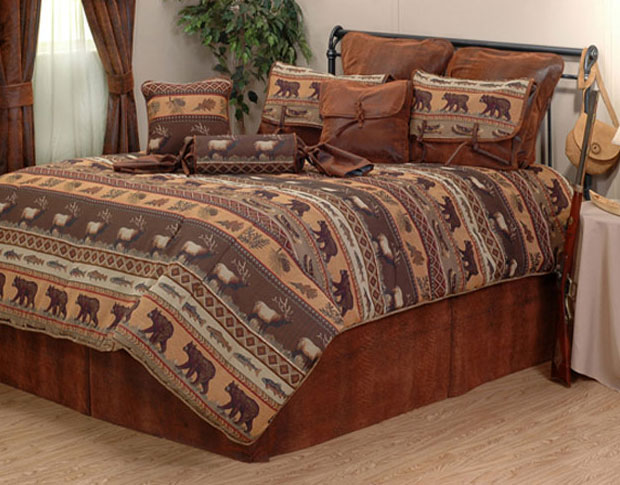 Jackson Hole Bedding