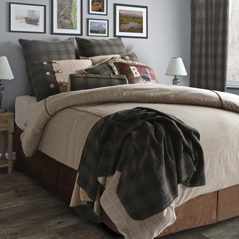 Cedar Hills Bedding Ensemble
