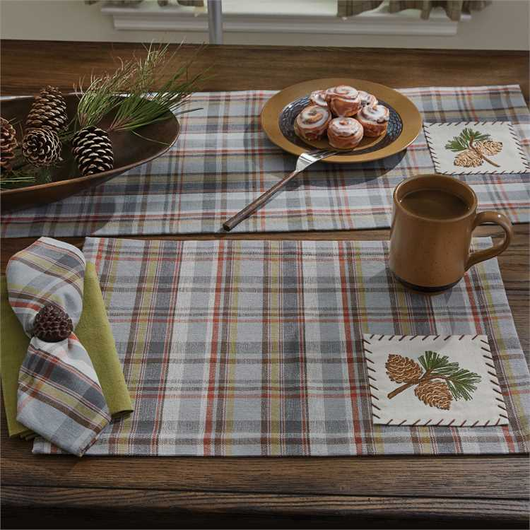 Placemats and Napkin Rings