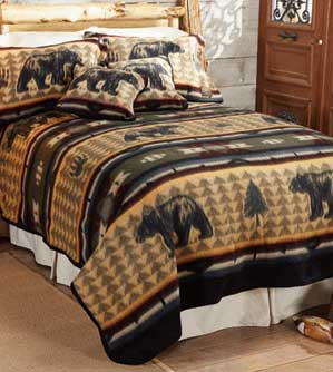 Bear Fever Bedding