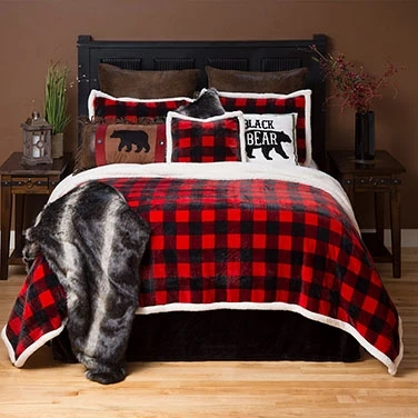 Red Lumberjack Buffalo Plaid