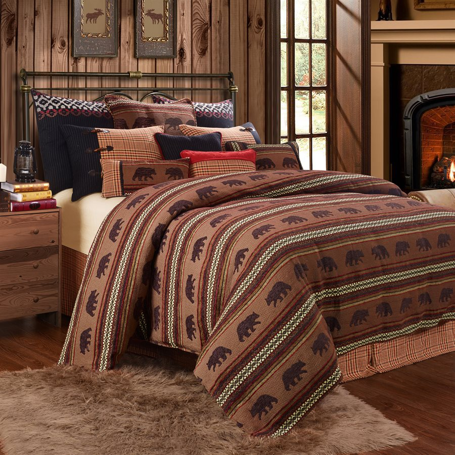 Bayfield Bear Bedding
