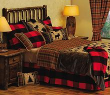 Rustic Lodge Bedding