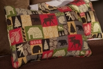 Cabin in the Woods Quilt Ensemble