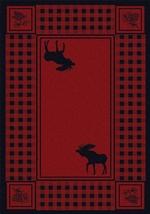Moose Refuge - Red