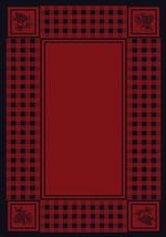 Pine Refuge - Red