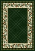 Evergreen - Pine - Rug Series