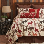 Antler Dream Quilt Set
