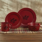 Red Pine Forest Linville Dinnerware