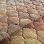 Wood Patch Quilt Bedding