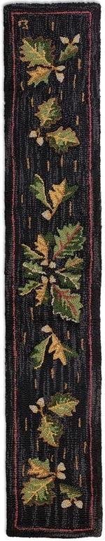 Acorns and Leaves Rug Series
