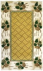 WOODLANDS PINE RUG SERIES