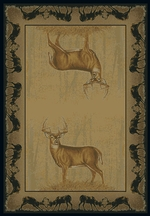 BELIEVE DEER RUG SERIES