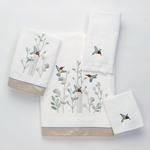 COLIBRI HUMMINGBIRD TOWEL COLLECTIONS
