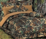 OAK CAMOUFLAGE BEDDING SUITE