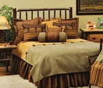 Wooded River - Autumn Leaf Duvet Collection