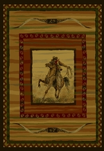 Rawhide Lodge Rug Series