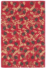 Ruby Pinecone Rugs