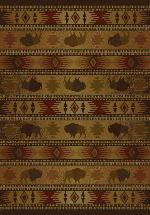 Tatonka Lodge Rug Series