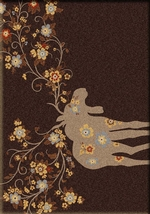 Moose Blossom - Brown