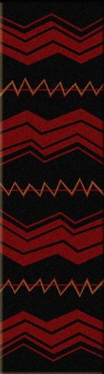 War Path - Black Rugs