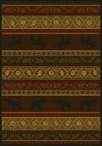 Moose Rug Series