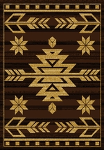 TETON BROWN RUG SERIES