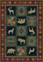 Dakota Natural Rug Series