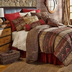 SIERRA SUEDE BEDDING ENSEMBLE