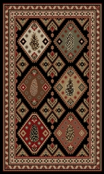 Pinecone Hills Rug Series