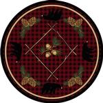 Deep Woods Lodge Rug Series