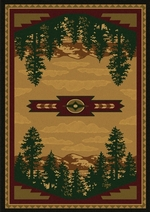 Autumn Point Rug Series