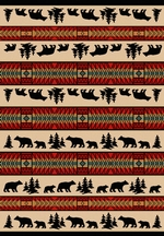Bear Adventure Rug Series