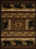 Black Bear River Rug