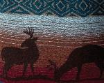 Deer Meadow Drape & Shower Curtain