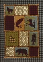 Acadia Park Wilderness Haven Rug