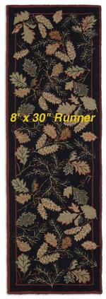 Forest Floor Rug Series