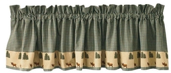 Northern Exposure Moose Valance 72