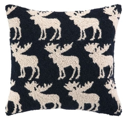 SO MANY MOOSE PILLOW