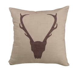 Antler Pillow - 18