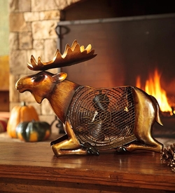Moose Table Fan