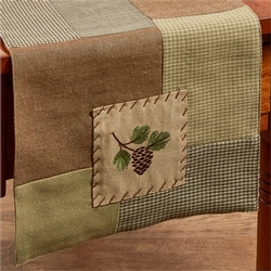 Pineview Table Runner - 36