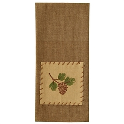 Pineview Decorative Dish Towel