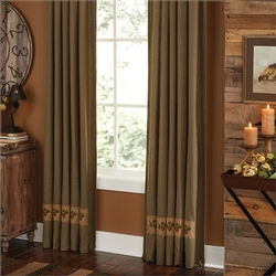 Pineview Lined Curtains