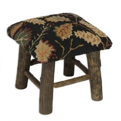 Forest Floor Hickory Stool
