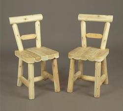 Solid Seat Dining Chair - Set of 2
