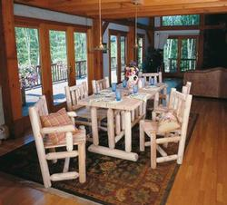 Harvest Family Dining Room Table Set