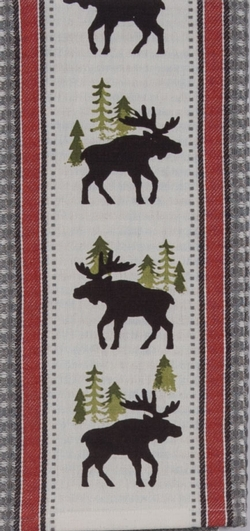 Simple Living Moose Tea Towel