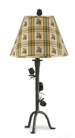 Pine Lodge Lamp 23
