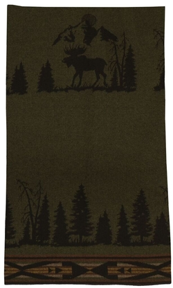 Moose 1 Throw